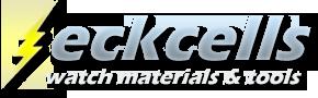 Eckcells Watch Materials And Tools
